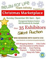 Christmas Marketplace Bazaar & Silent Auction