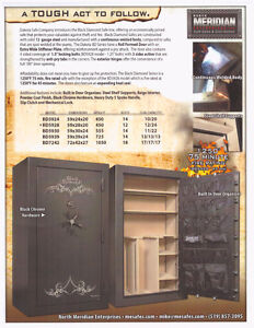 Fire rated Gun Safe sale London Ontario image 3