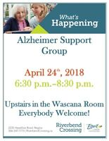Alzheimer Support Group at Riverbend Crossing