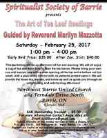 The Art of Tea Leaf Reading with Rev. Marilyn Mazotta