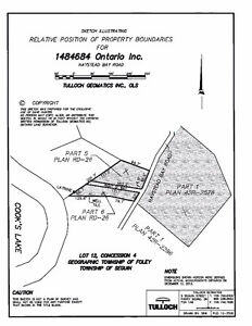 Vacant Lot in Seguin Township
