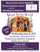 Fundraiser in Support of Reaching for Rainbows
