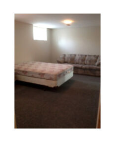 1100 sq.ft. suite furnished