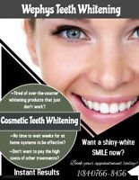 ZOOM! teeth whitening  ($100!)