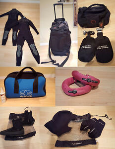 Complete Scuba Set, like new