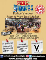 OSHAWA'S BIGGEST MOM TO MOM SALE/MARKET