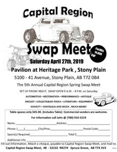 Capital Region Swap Meet