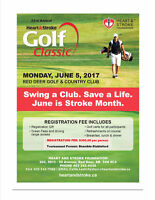 Heart and Stroke Golf Classic Hole Spotters Needed
