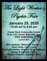 Light Worker's Psychic Fair