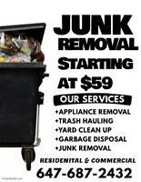 Cheap and Affordable Junk Removal