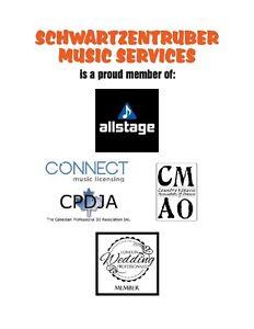 SCHWARTZENTRUBER Music Services - DJ Sarnia Sarnia Area image 3