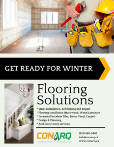 Bring Beauty & Comfort to your Home: call us for a free estimate