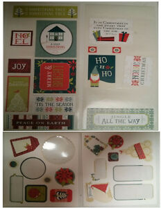 Christmas Scrapbooking Sets