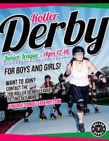Junior Roller Derby Information Session