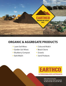 TOPSOIL, GARDEN SOIL, BLACK MULCH, BARK MULCH, GRAVEL AND MORE!!