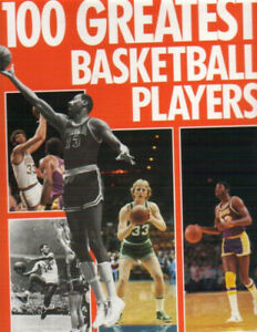 100 Greatest Basketball Players ISBN 0-517-67731-8, Patterson &