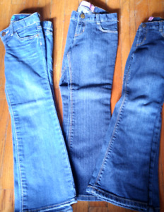 Girls Jeans Size 5T.