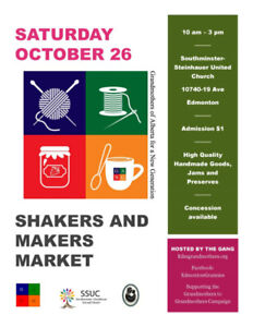 Shakers and Makers Market