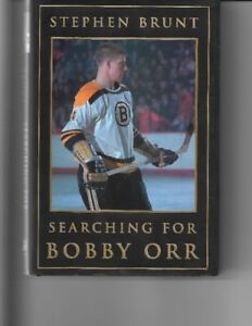 Searching for Bobby Orr by Stephen Brunt