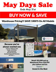 HOT HOT DEALS!!! Warehouse Pricing