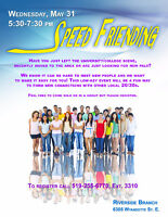 Speed Friending at Windsor Public Library