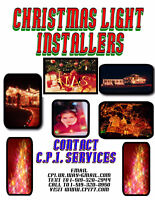 CHRISTMAS LIGHT INSTALLERS           CPI-SERVICES