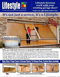 garage screen doors and sun rooms
