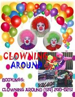 CLOWN OUTFITS TO RENT FOR PARADES, PARTIES, EVENTS ETC
