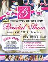 It Works vendor needed for affordable bridal show