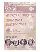 REFRESH LADIES SPRING CONFERENCE