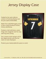 ***JERSEY DISPLAY CASES***