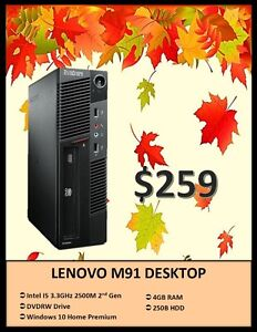 Blow Out Sale – Windows 10 Desktops Starting @ Only $94! Cambridge Kitchener Area image 5