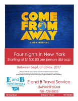 Come From Away in New York