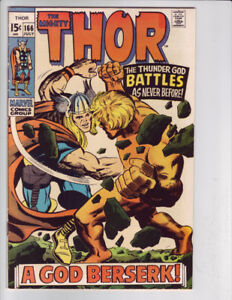 THOR 166 IN VF-