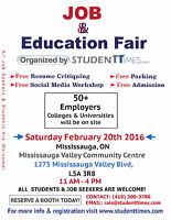 Job & Education Fair