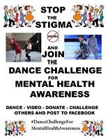 Dance Challenge for Mental Health Awareness