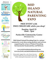 Mid Island Natural Parenting Expo