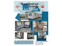 3 Bedroom 12 ft wide Holiday Home ~FOR SALE- MIDDLETON, MORECAMBE LA33LL 12