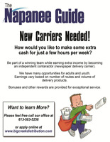 New Adult/Youth Carriers Needed