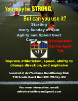 Agility Training to Improve Performance and Have Fun