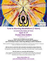 Tune In Morning Community Meditations