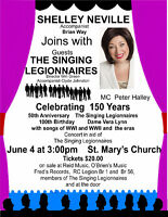 Concert Celebrating 150 years of song