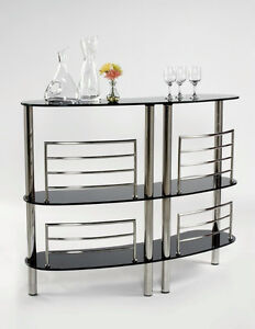 Glass bar for sale.