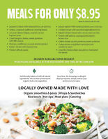 MEAL PLAN from $8.95