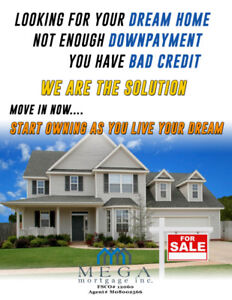 RENT TO OWN...MOVE INTO YOUR DREAM HOME NOW