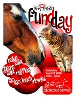 Furry Friends Fund Day