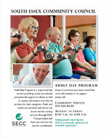 Adult Day Program in Leamington, ON