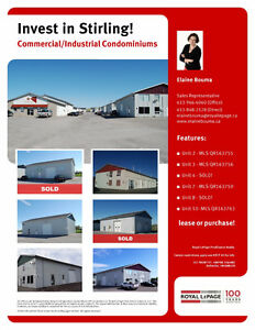Big Space at a Small Price in Stirling, ON
