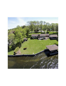 BEAUTIFUL HOME ON THE BAY OF QUINTE FOR RENT