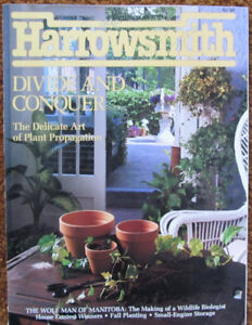 Harrowsmith/Harrowsmith Country Life magazines